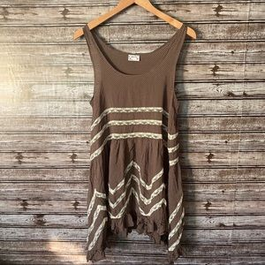 Intimately free people trapeze slip dress